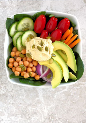 Components of a Healthy Meal