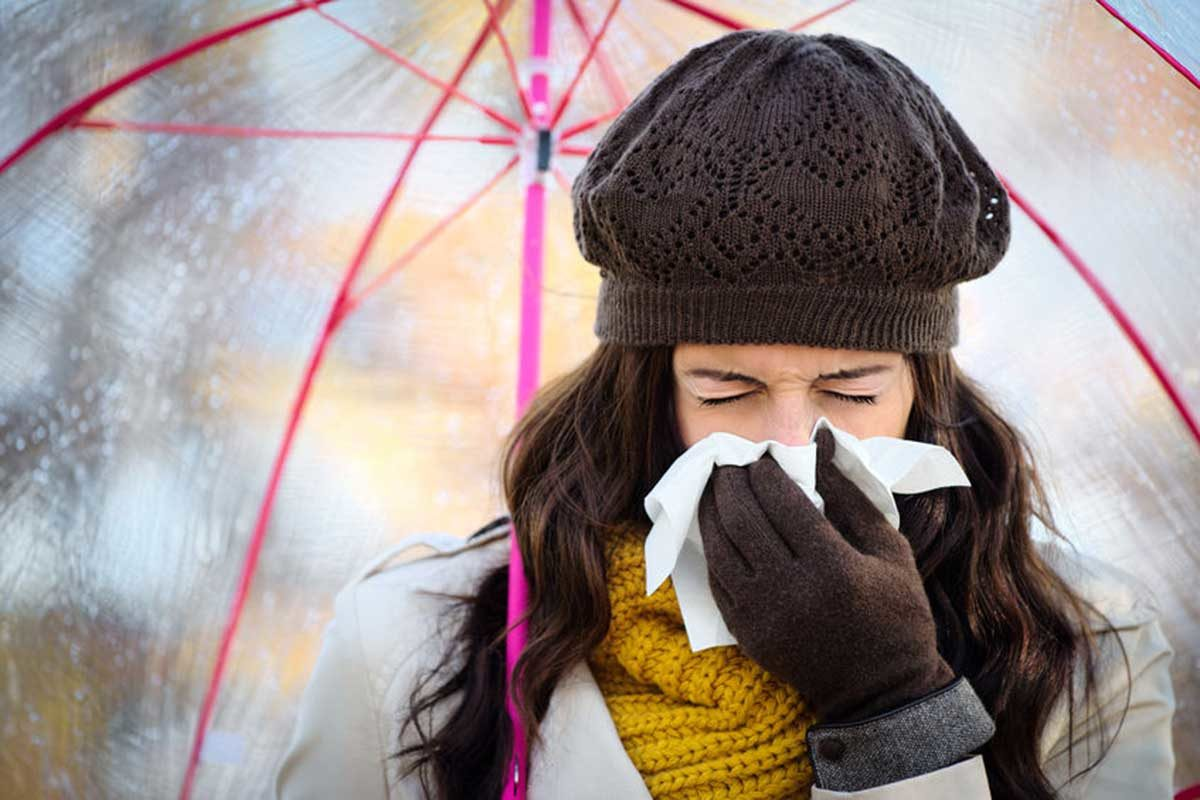 Natural Remedies for Cold & Flu